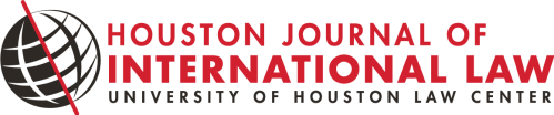 Houston Journal of International Law