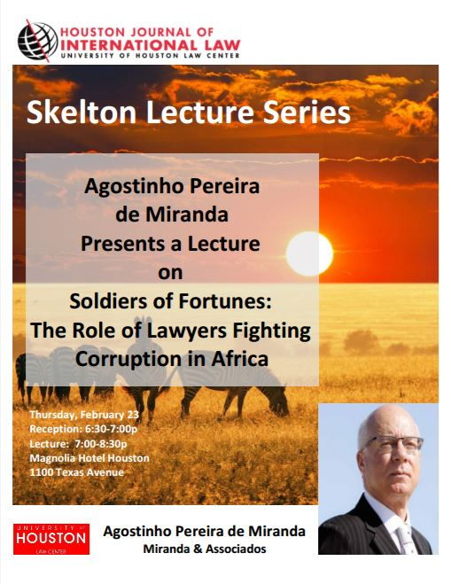 Skelton Lecture